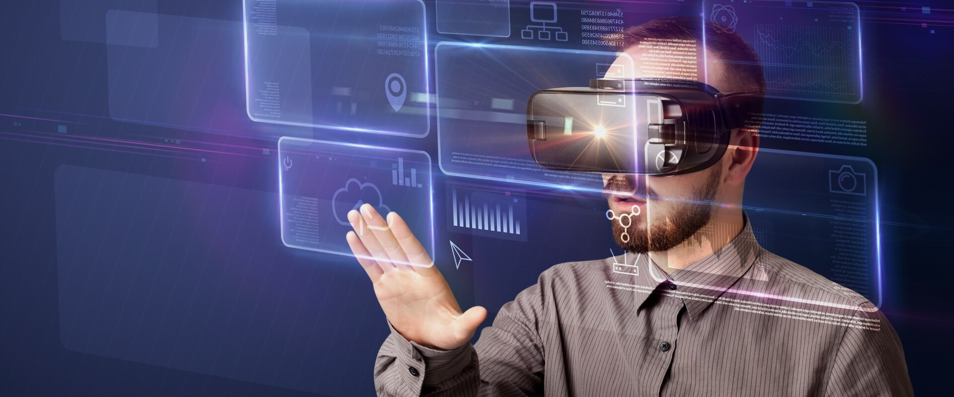 Virtual Reality solution development